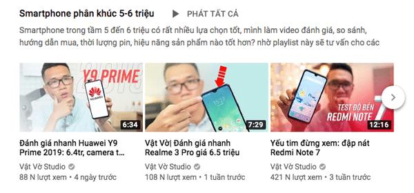 cách kiếm tiền từ vlog