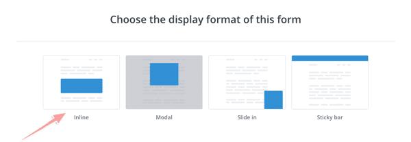 cách tạo mẫu đăng ký email marketing