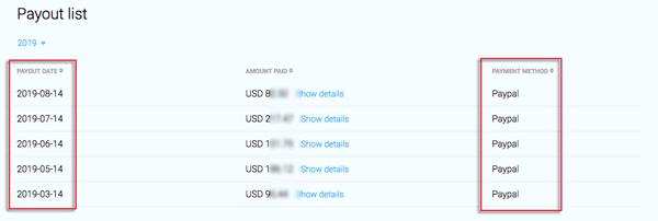 nhận tiền MMO bằng paypal