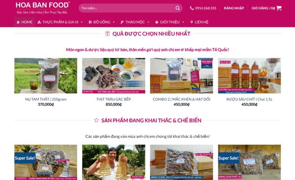 websit hoabanfood