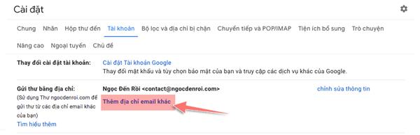 mẹo sử dụng gmail dành cho blogger