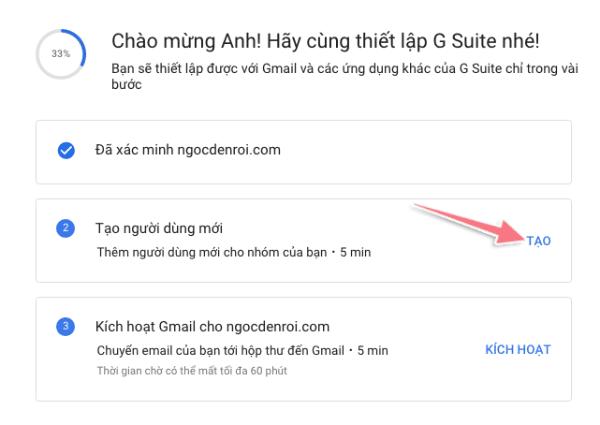 email tên miền riêng với gmail