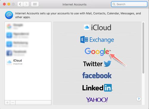 cài đặt địa chỉ Gmail tên miền riênh trên ứng dụng máy tính