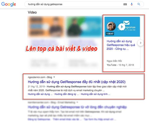 tối ưu video tỏng bài viết