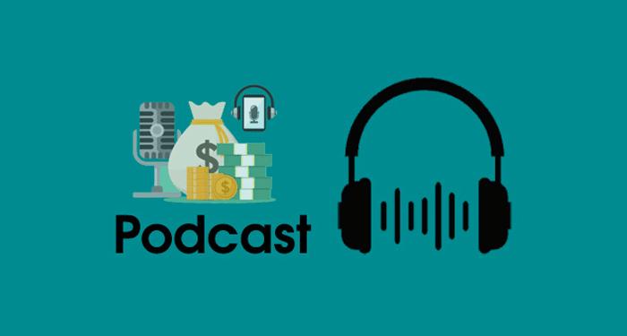 hướng dẫn cách kiếm tiền từ podcast