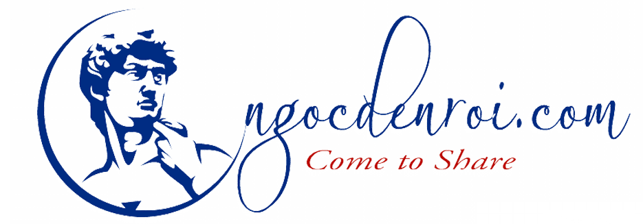 ngocdenroidotcom logo high quality