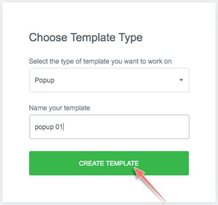 cách tạo popup đăng ký email bằng elemontor