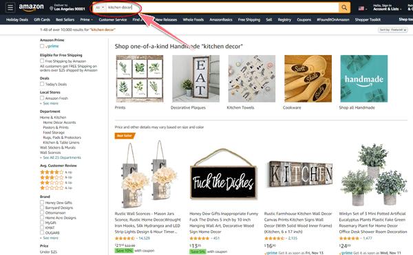 cách chọn sản phẩm làm dropshipping trên ebay
