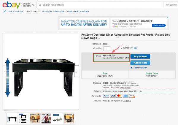 cách làm dropshipping trên ebay