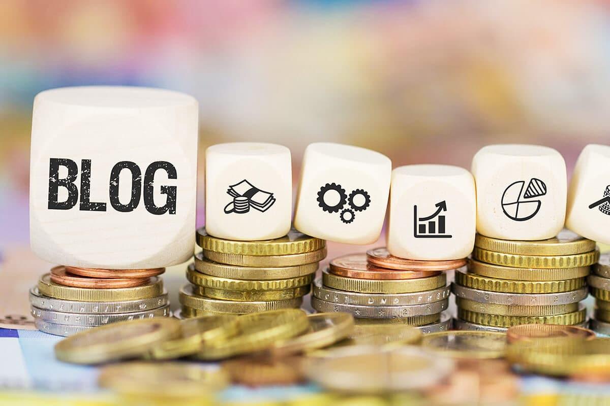 cách tạo blog tài chính cá nhân