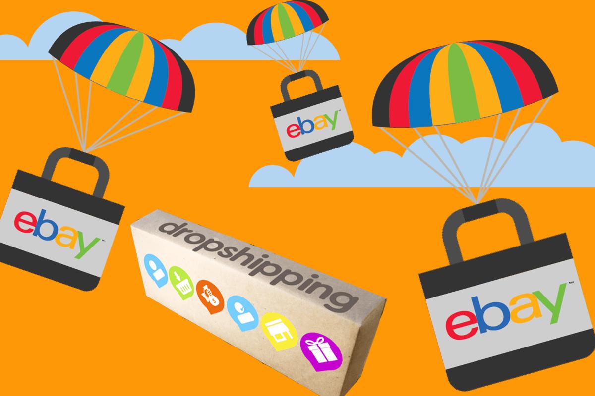 hướng dẫn kiếm tiền với ebay dropshipping