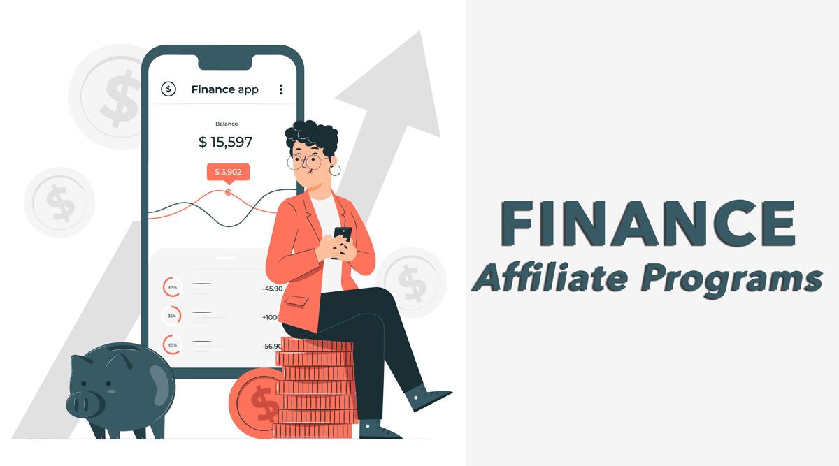 kiếm tiền với affiliate ngách tài chính