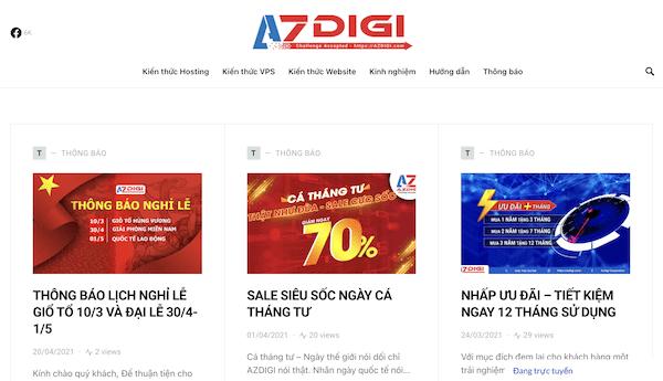azdigi blog
